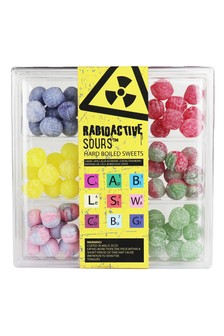 Radioactive Sour Sweets Gift Set
