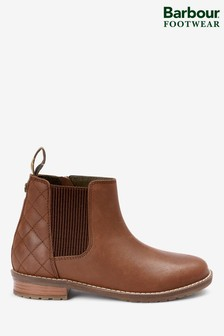 Barbour Brown Abigail Boots