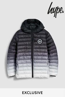 Куртка омбре Hype.
