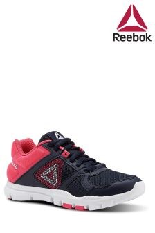 Reebok Gym Black/Pink Your Flex