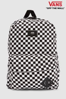 Vans Black/White Old Skool II Backpack