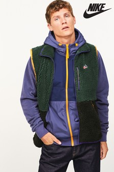 Nike Winterized Club Zip Through Hoody