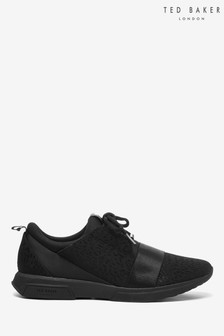 Ted Baker Black Sock Trainers