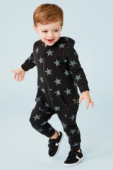 b8d02d20e Boys Onesies | Boys All In One Pyjamas & Puddle Suits | Next