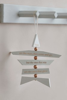Friends Star Hanging Decoration