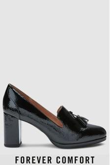 Tassel Platform Loafers