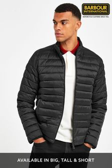 Barbour® International Black Impeller Quilted Jacket