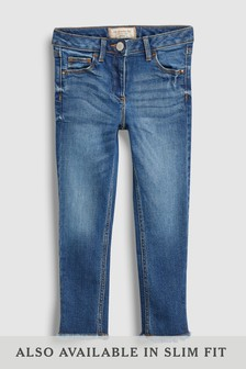 窄管牛仔褲 (3-16歲)