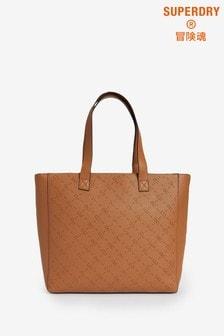 Superdry Tan Handbag