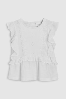 Frill Blouse (3mths-6yrs)