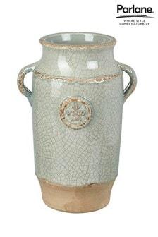 Parlane Vino Vase in gesprungenem Design