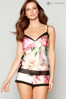 B by Ted Baker Pink Painted Posie Camisole