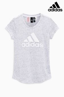 adidas Grey ID Winner Tee