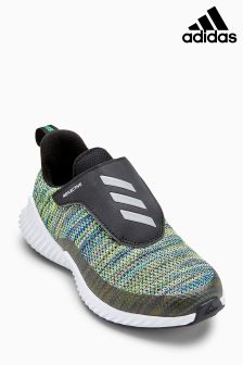 adidas Black/Green FortaRun