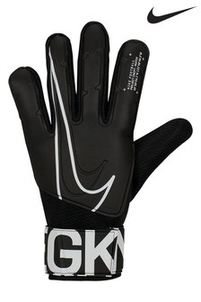 Nike Black Goalkeeper Gloves