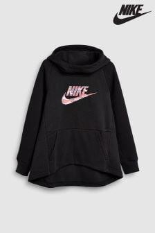Nike Black Camo Hoody