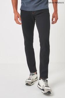 Emporio Armani Mens J06 Slim Fit Jean