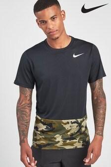 Nike Gym Black Camo Tee
