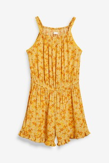 Ditsy Playsuit (3-16yrs)