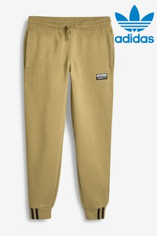 adidas Originals Brown Vocal Joggers