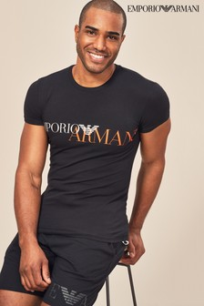 Emporio Armani Mega Logo T-Shirt