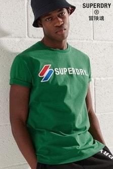 Superdry Sportstyle Applique T-Shirt