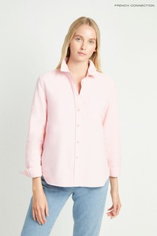 French Connection Pink Rossa Oxford Boy Fit Shirt