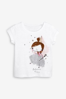 Princess T-Shirt (3mths-7yrs)