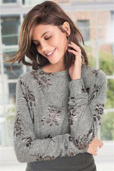 Foil Sweater