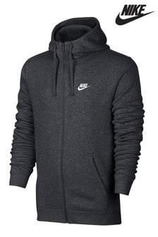 Nike Club Full Kapuzenjacke mit durchgehendem Reißverschluss