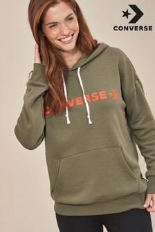 Converse Pull Over Hoody