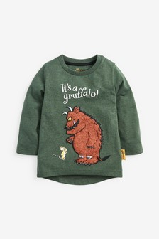 Long Sleeve Gruffalo T-Shirt (3mths-8yrs)