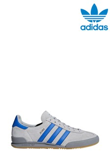 adidas Originals Grey Jeans Trainers