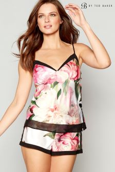 B by Ted Baker Pink Painted Posie Short