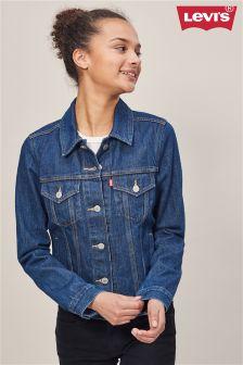 Levi's® Ex. Boyfriend Trucker Jacket