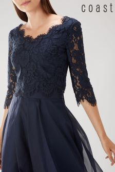 Coast Blue Tina Lace Top