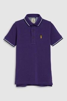 Рубашка поло (3-16 лет)