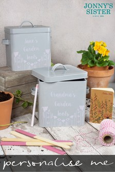 Personalised Garden Gift Set by Jonny's Sister