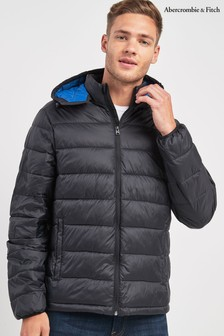 Abercrombie & Fitch Hooded Padded Jacket