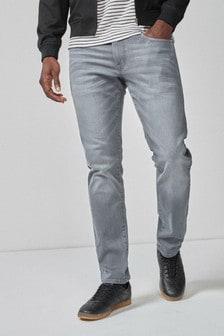 Мягкие на ощупь джинсы из эластичного денима