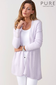 Pure Collection Gassato Swing Cardigan