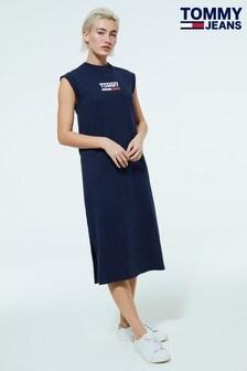 Tommy Jeans Logo Tank Dress