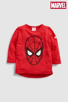 Tricou cu mânecă lungă Superhero (3 luni - 6 ani)