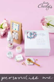 Personalised Create Your Own New Mum Survival Gift Set By Sweet Cecilys