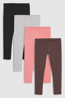 Leggings Four Pack (3-16yrs)