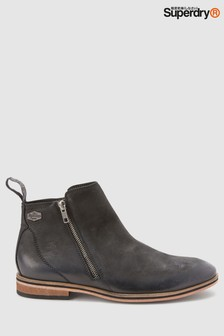 Superdry Trenton Zip Boot