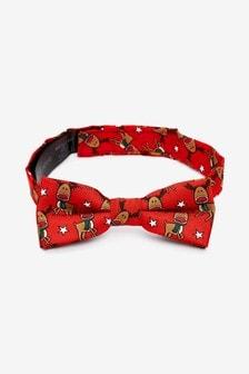 Reindeer Bow Tie (1-16yrs)