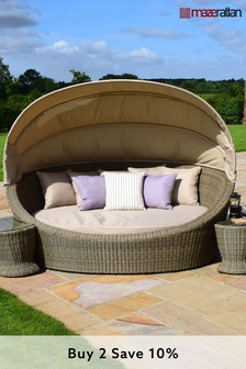 Winchester Grey Daybed by Maze Rattan
