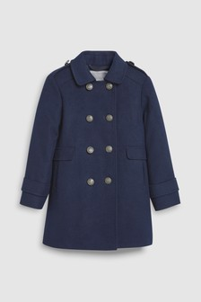Military Style Coat (3-16yrs)