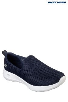 Skechers® Athletic Air Slip-on-Sneaker aus Netzstoff, blau